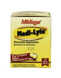 Medi-Lyte Electrolyte Replenisher 50 packet box - front view