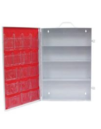 Large Industrial First Aid Cabinet - Empty