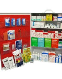 Open view of the Extra Large Industrial First Aid Kit.