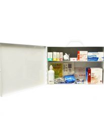 ANSI Basic First Aid Kit - Open View