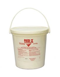 Red Z Fluid Control Solidifier - 3.5 lb. bucket - front view