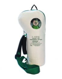 LIFE SoftPac AED Companion Oxygen Unit