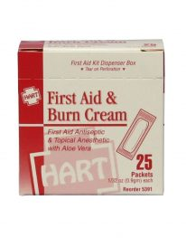 First Aid Burn Cream - Front View