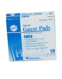 Sterile Gauze Pads - 10/box 2